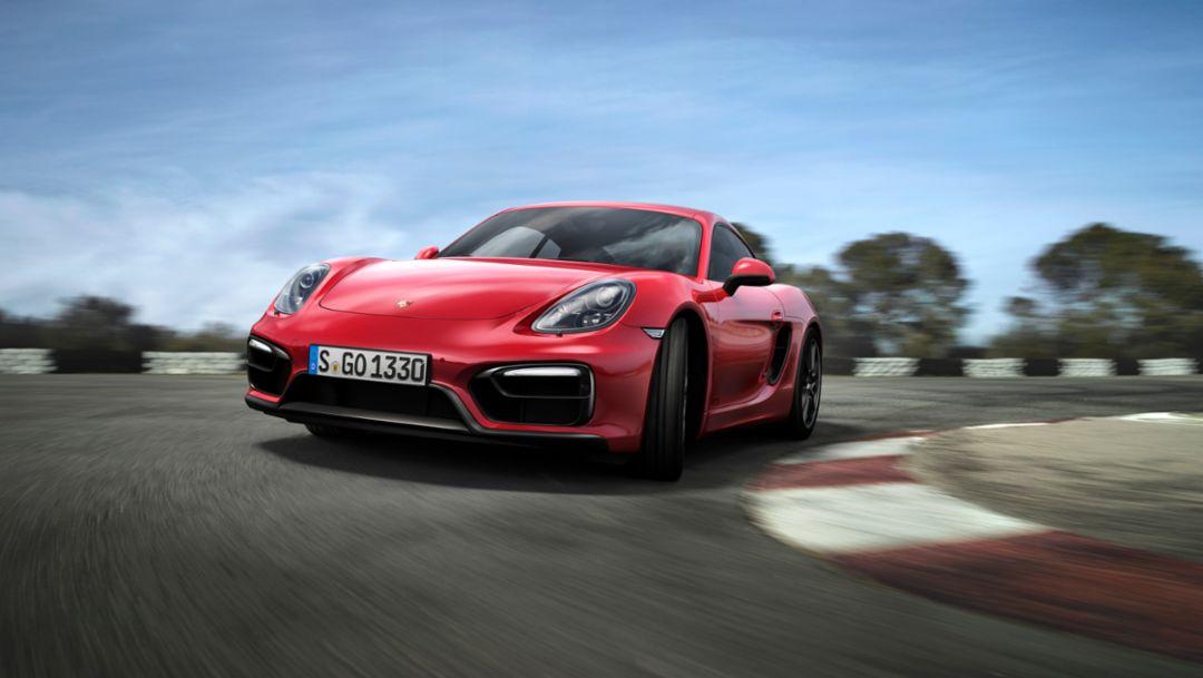 Cayman GTS, 2015, Porsche AG