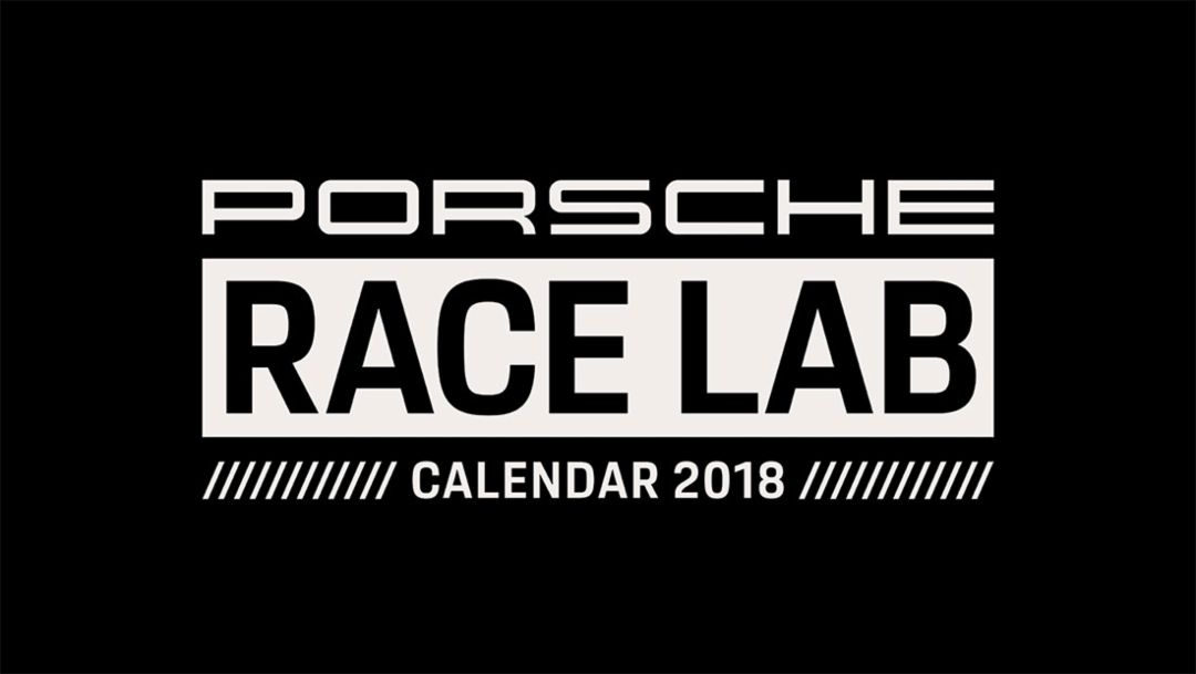 MakingOf: Porsche calender 2018