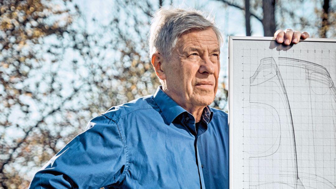 Hans-Georg Kasten, 2017, Porsche AG