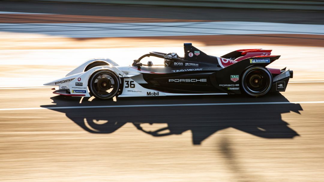 Porsche heads into the opening Formula E races full of respect and anticipation