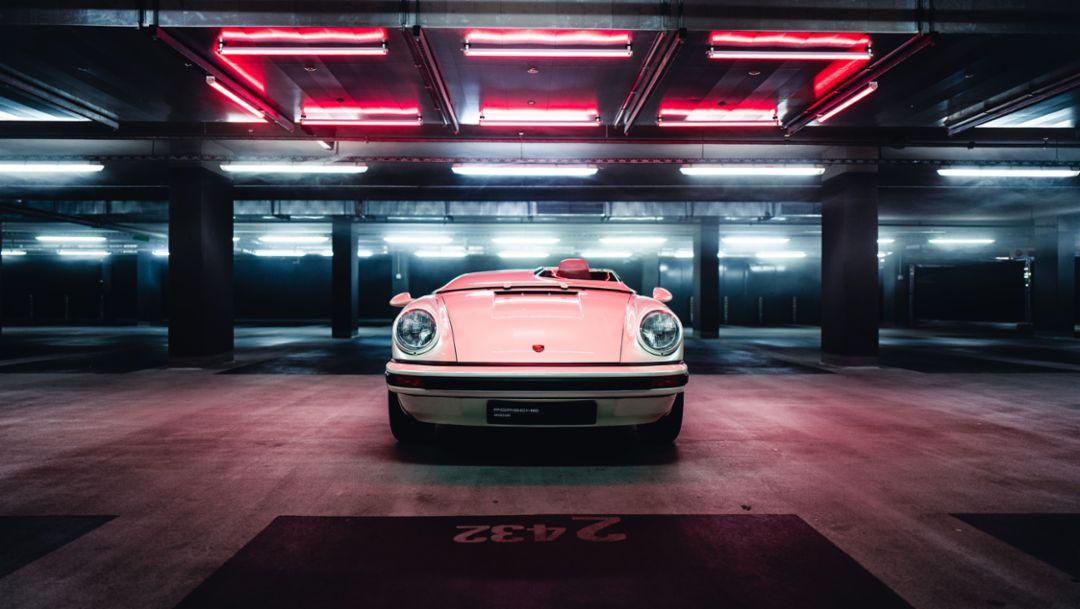 911 Carrera 3.2 Speedster, прототип, 2019, Porsche AG