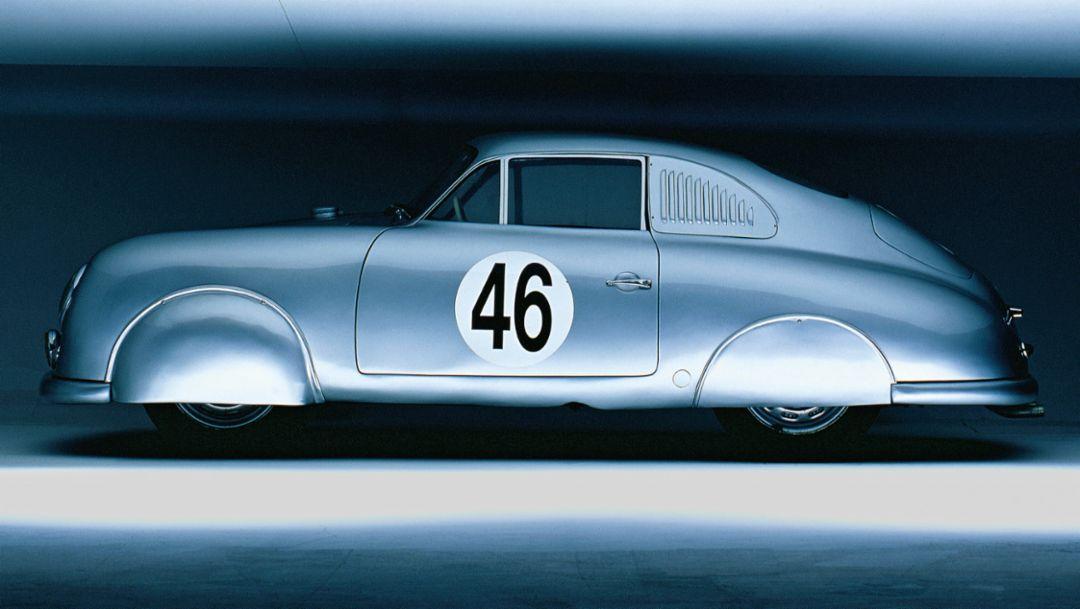 356 SL (Super Leicht), 1951, Studio Orel
