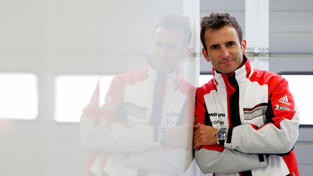 Romain Dumas, WEC-Test LMP1, Nürburgring 2015, Porsche AG