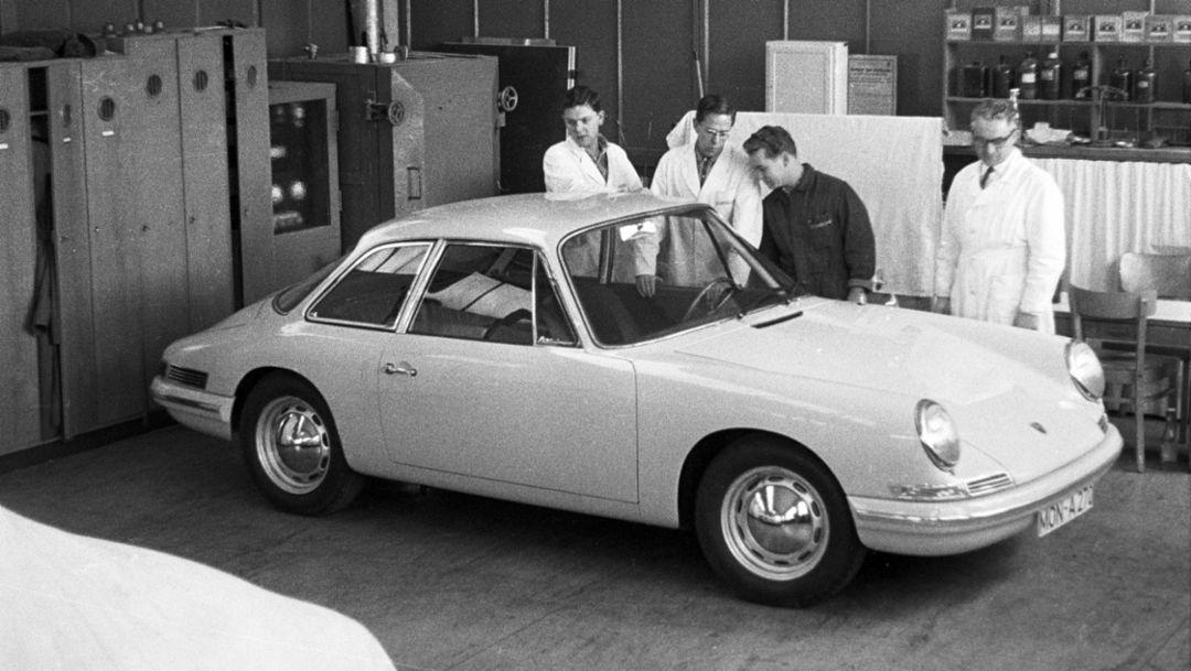 Porsche Typ 695, 1957, 2017, Porsche AG