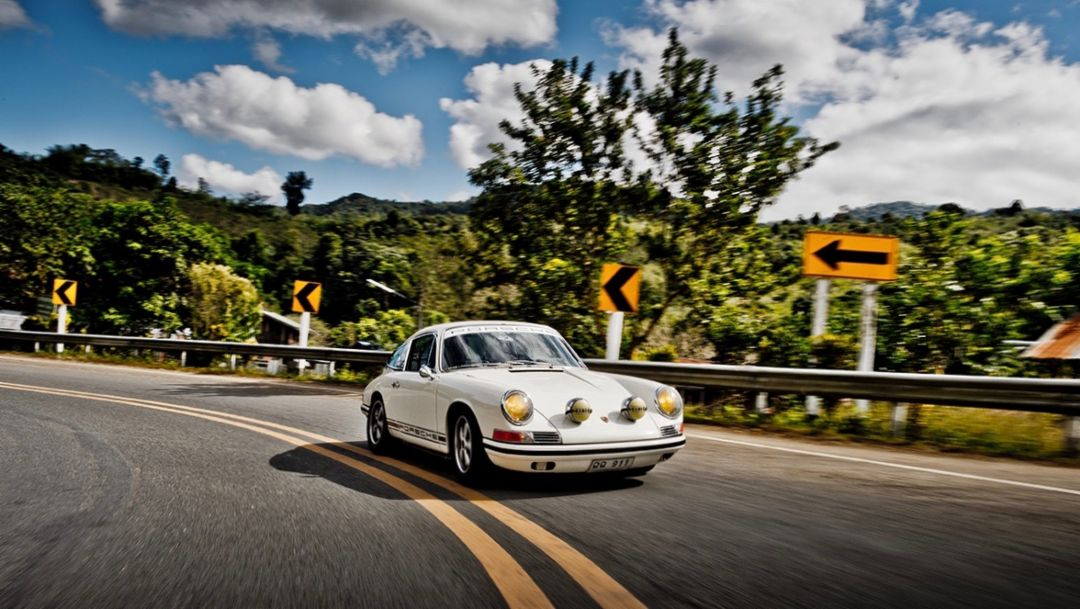 911 SWB, Thailand, 2019, Porsche AG