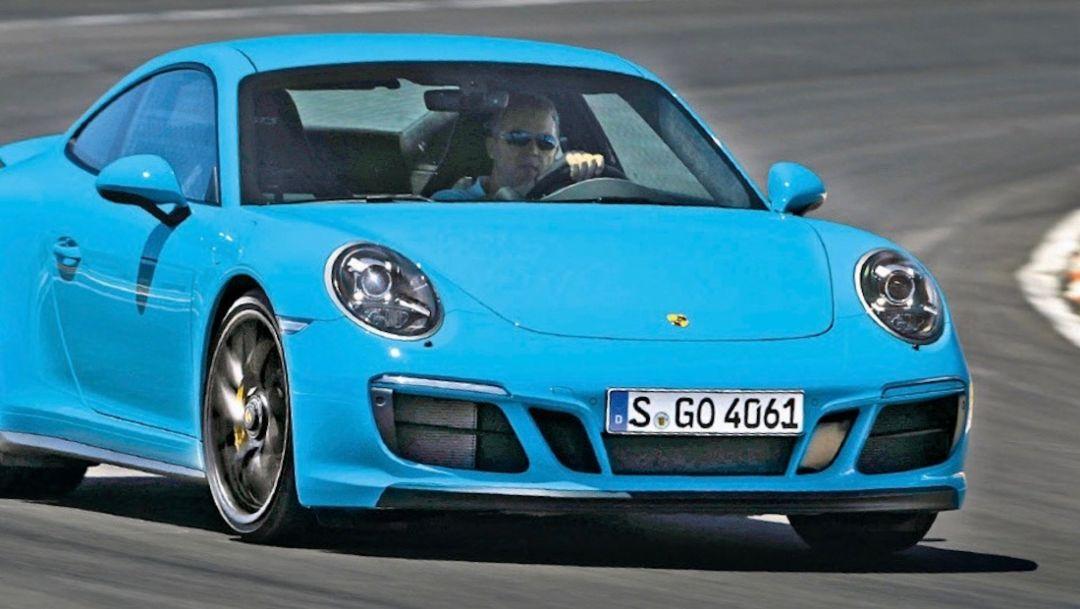 911 Carrera GTS, 2019, Porsche AG