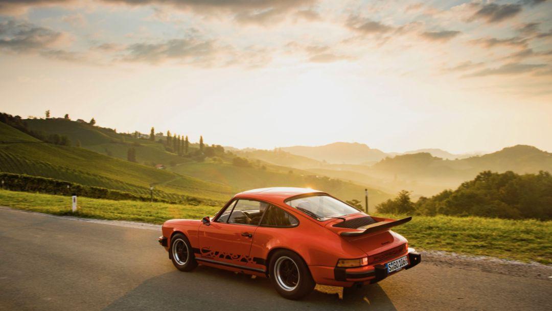 The Porsche Gourmet Experience in Styria