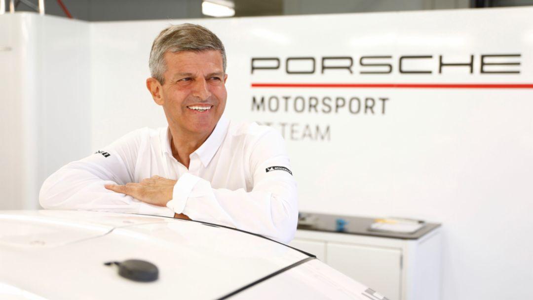 Fritz Enzinger, 2019, Porsche AG