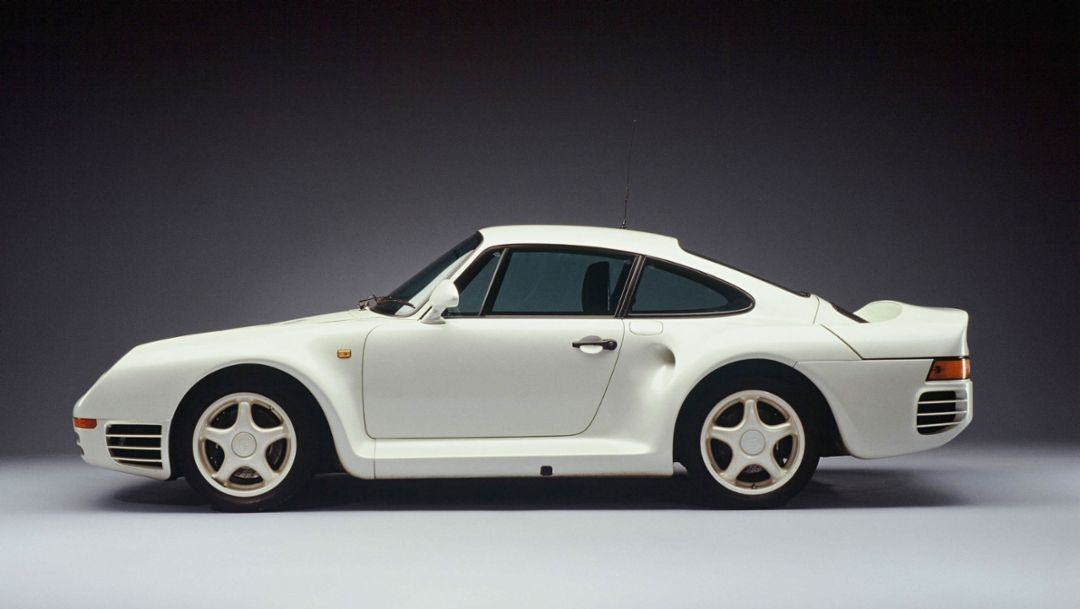 Porsche 959, 1985, Porsche AG