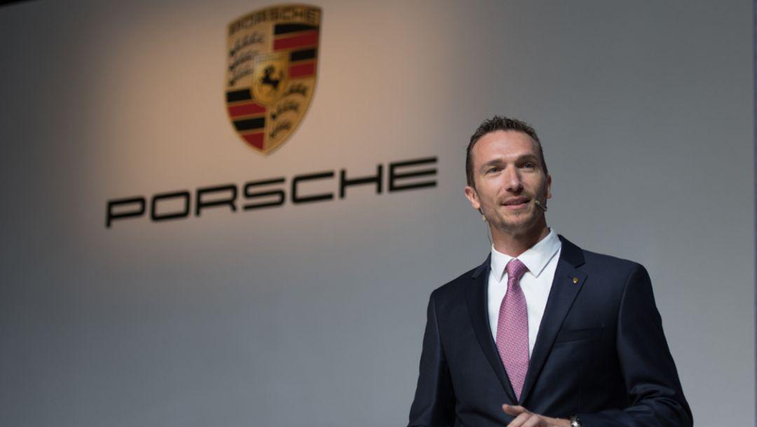 Martin Limpert, 2018, Porsche AG