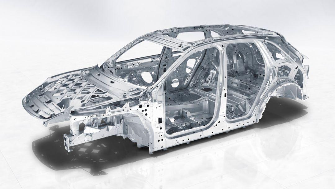 Cayenne, body, 2017, Porsche AG