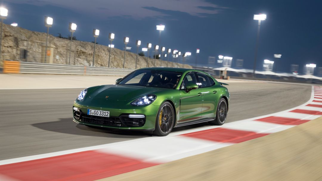 Panamera GTS, Bahrain International Circuit, 2018, Porsche AG