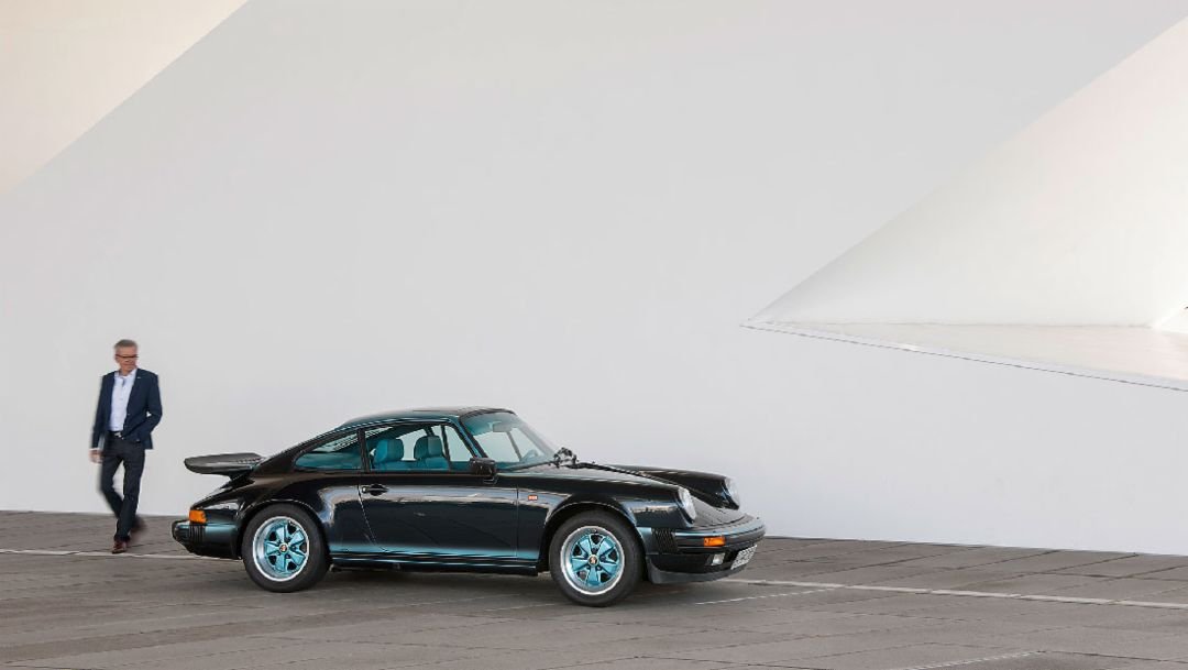 Early days of Porsche Exclusive: The one-off
