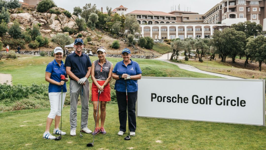 Porsche Golf Circle Founding Member Event, Penha Longa Resort, 2017, Porsche AG