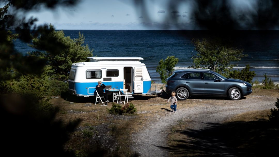 Cayenne S, Gotland, 2019, Porsche AG