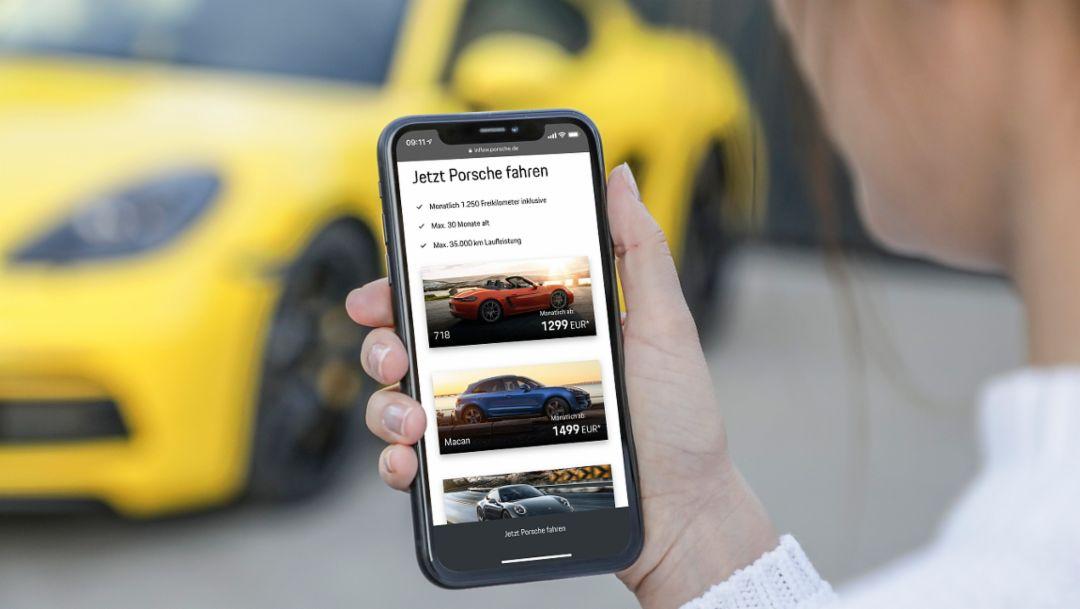 718, Macan, Porsche inFlow, 2019, Porsche AG