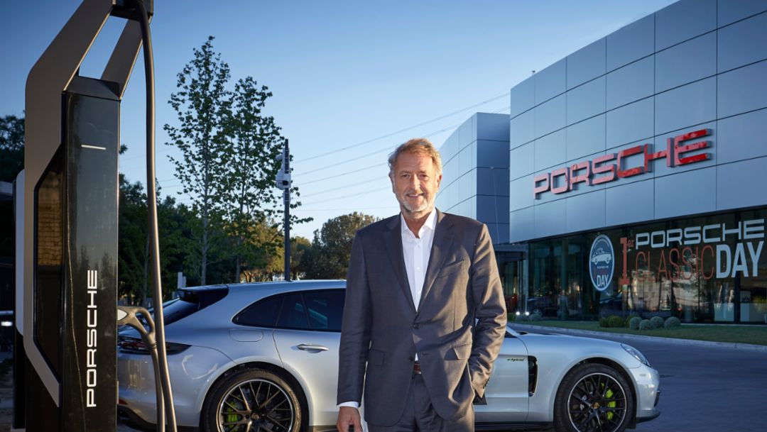 Primeros turbocargadores Porsche en España