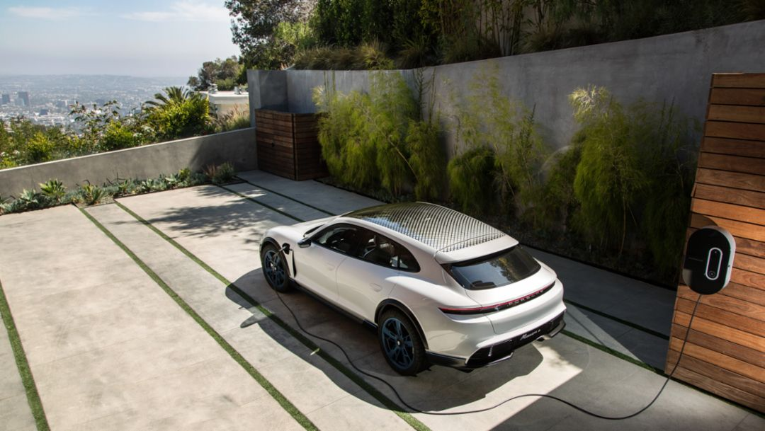 Porsche launches developer competition with Mission E Cross Turismo data