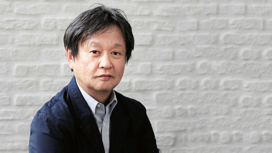 Naoto Fukasawa, product-designer, 2017, Porsche AG