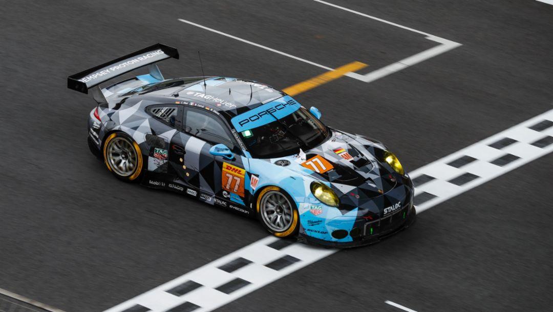 911 RSR, Dempsey Proton Racing, 2017, Porsche AG