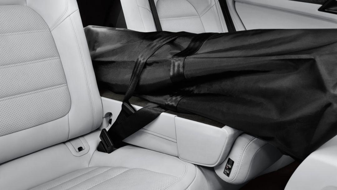 Porsche überprüft Skisack bei Macan und Cayenne