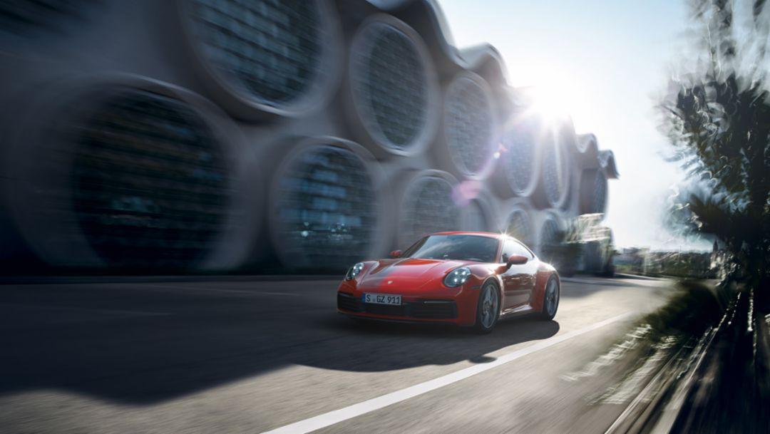 Vermietungsangebot Porsche Drive kommt nach Asien