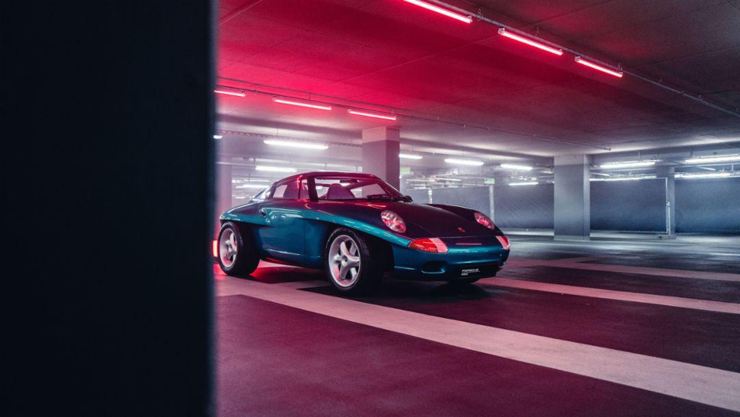 Panamericana, прототип, 2019, Porsche AG