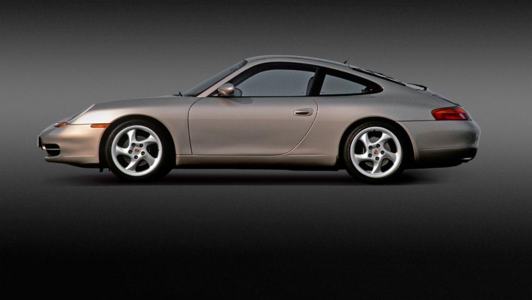 911, Typ 996, Porsche AG