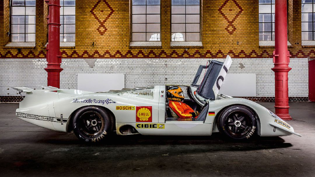 Willi Kauhsen: Mister 1,000 hp and his Porsche 917