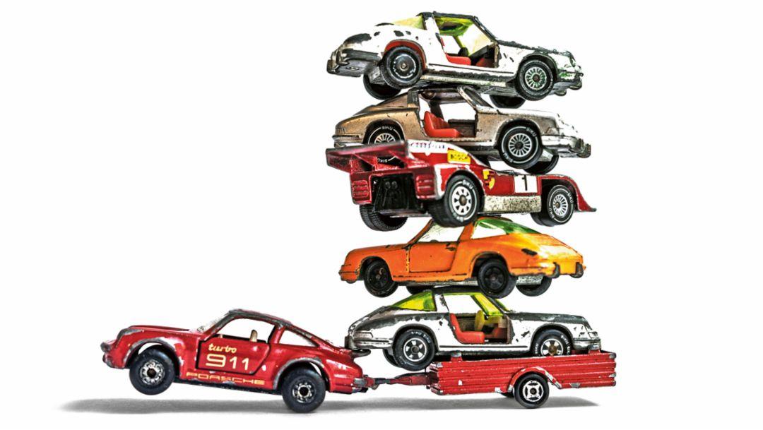 Modellautos, 2016, Porsche AG