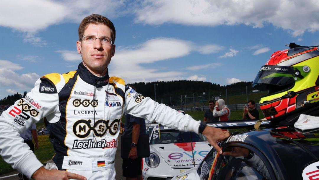 Michael Ammermüller, Spielberg, Porsche Mobil 1 Supercup, 2017, Porsche AG