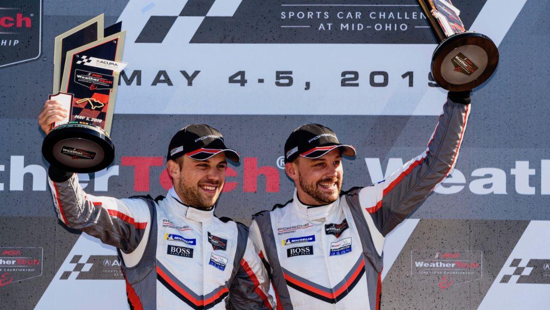 IMSA: Porsche baut mit Sieg Tabellenführung weiter aus