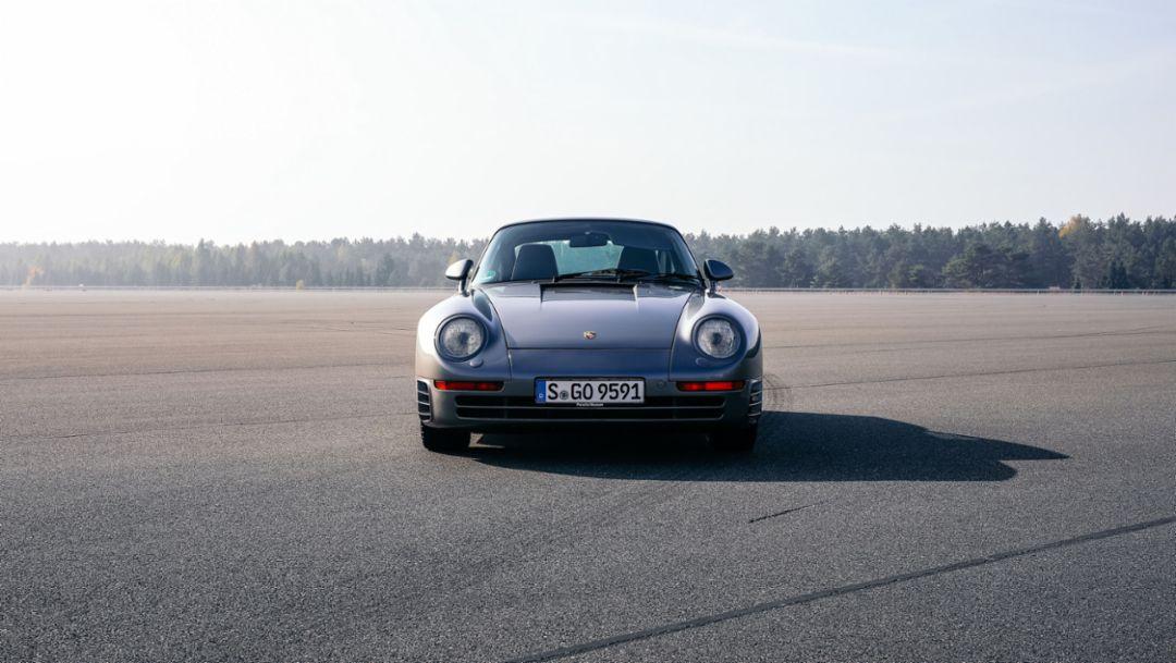 959 S, 2018, Porsche AG