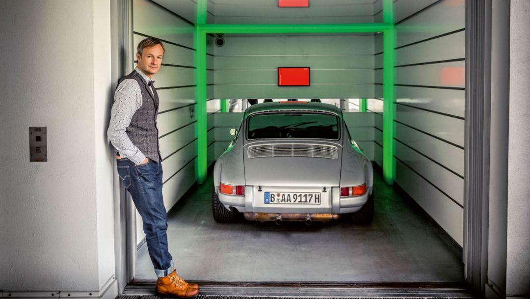 Achim Anscheidt, Berlin, 2016, Porsche AG