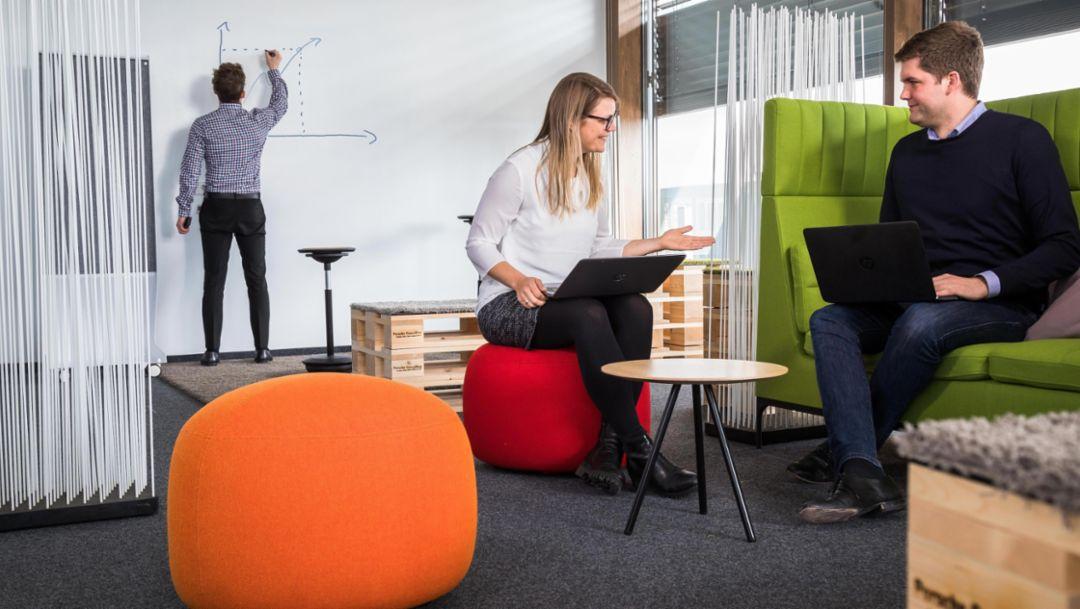 Mitarbeiter möchten eigene Ideen einbringen