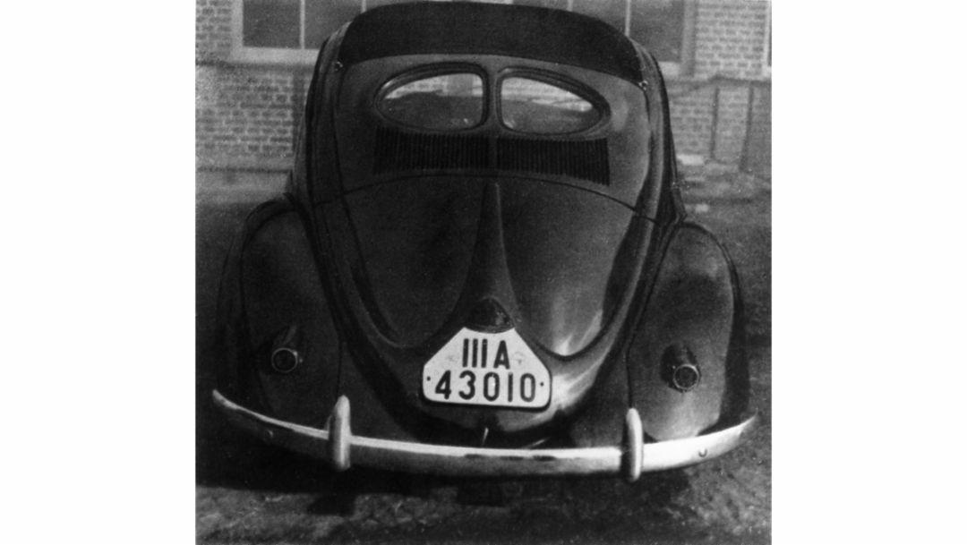 VW 39 prototype, Porsche AG