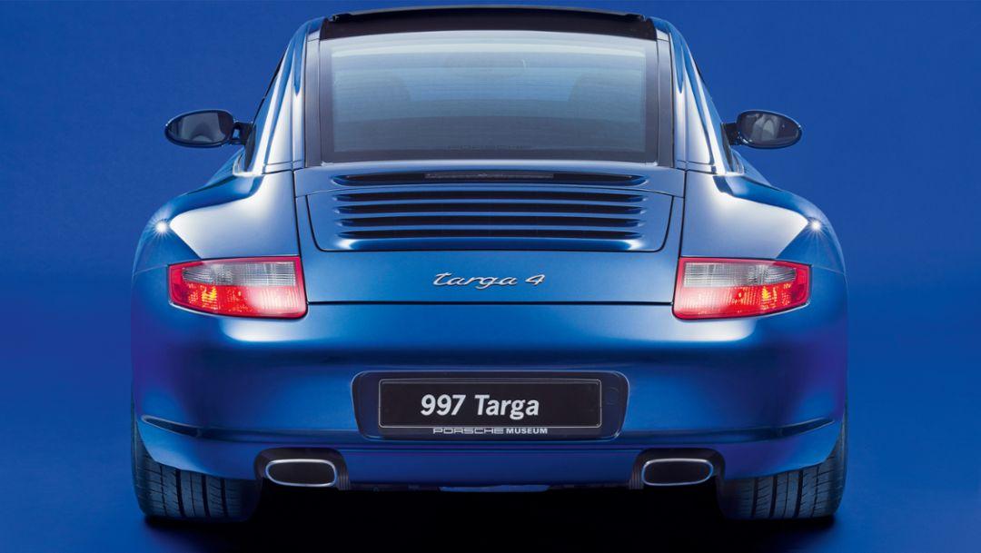 Porsche 911 Targa, 997 (2006–2012), Porsche AG