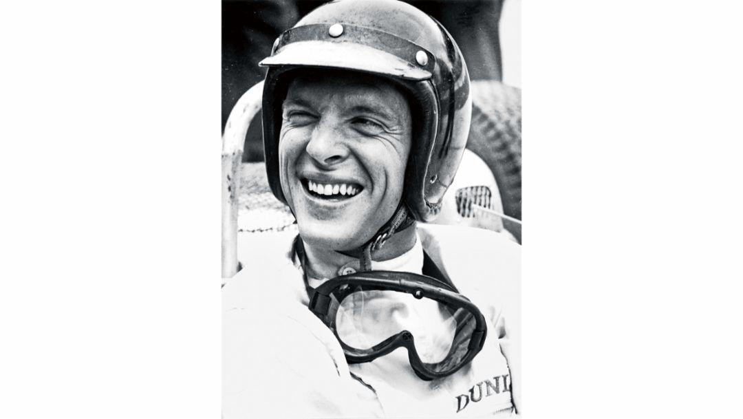 Dan Gurney, Grand Prix of Germany, Nürburgring, 1962, 2017, Porsche AG