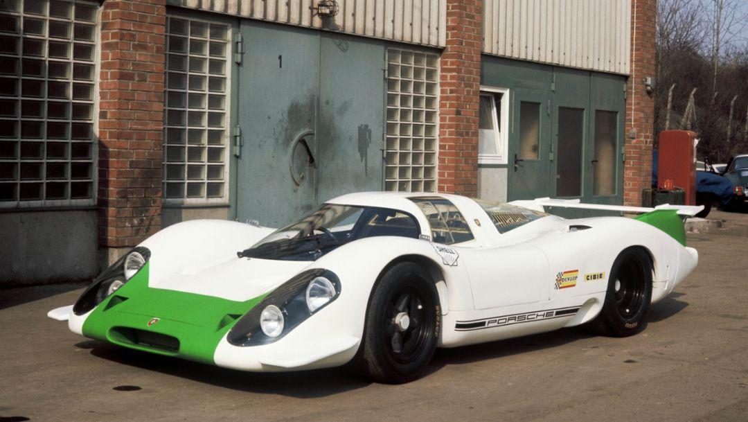 917, Porsche AG