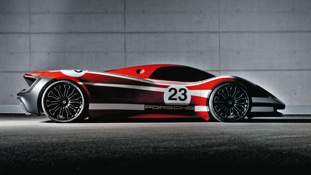 Neue Exponate im Porsche Museum in Zuffenhausen