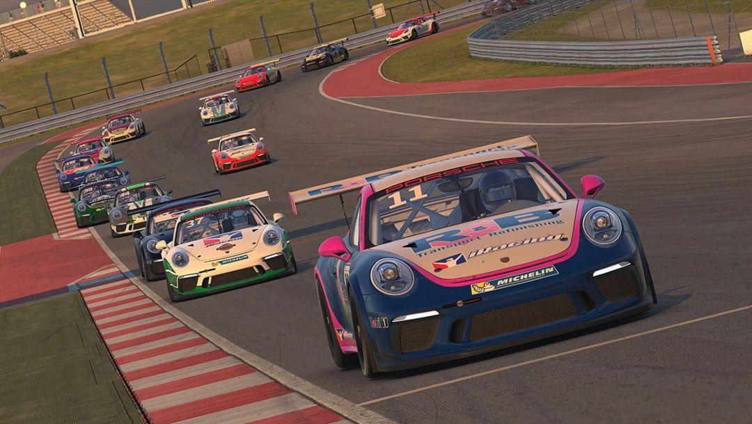 Porsche запускает киберспортивный чемпионат мира