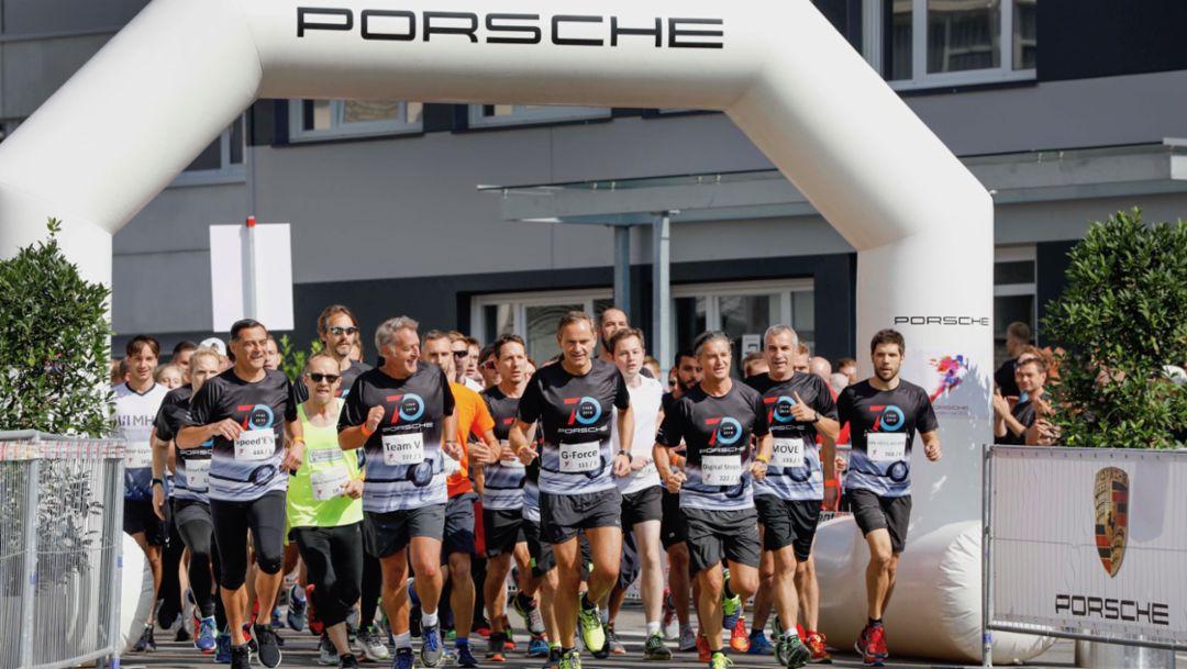 6-Stunden-Lauf, Zuffenhausen, 2018, Porsche AG
