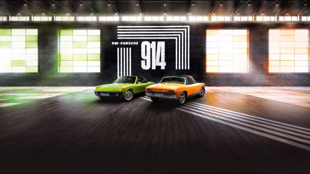 Porsche präsentiert sich erstmals auf der Techno Classica 2019
