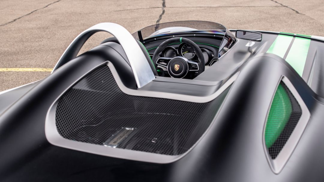 Boxster Bergspyder, 2019, Porsche AG