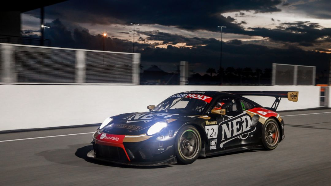 Porsche driver line-ups confirmed for 2020 Bathurst 12 Hour