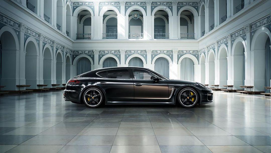 Panamera Turbo S Executive, Panamera Exclusive Series, 2014, Porsche AG