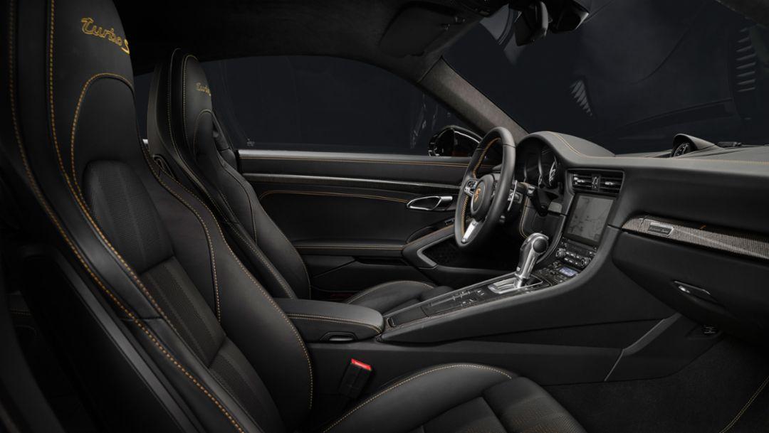 911 Turbo S Exclusive Series, 2017, Porsche AG