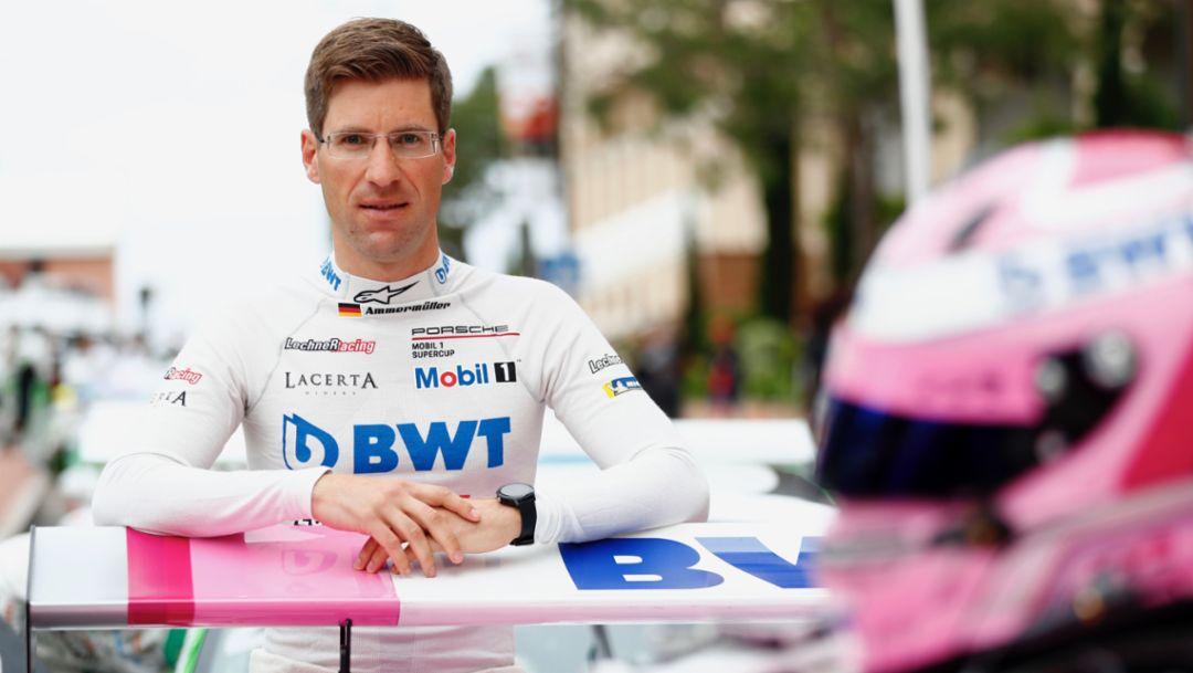 Michael Ammermüller, 911 GT3 Cup, Porsche Mobil 1 Supercup, Qualifying, Lauf 2, Monte Carlo/Monaco, 2019, Porsche AG