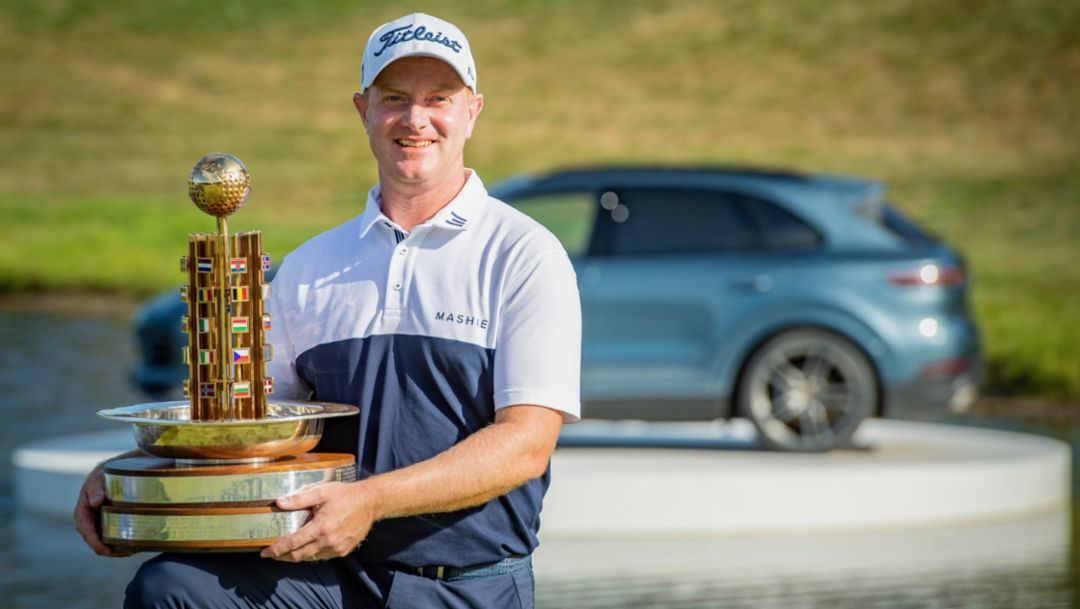 Golf tournament: Porsche European Open 2018