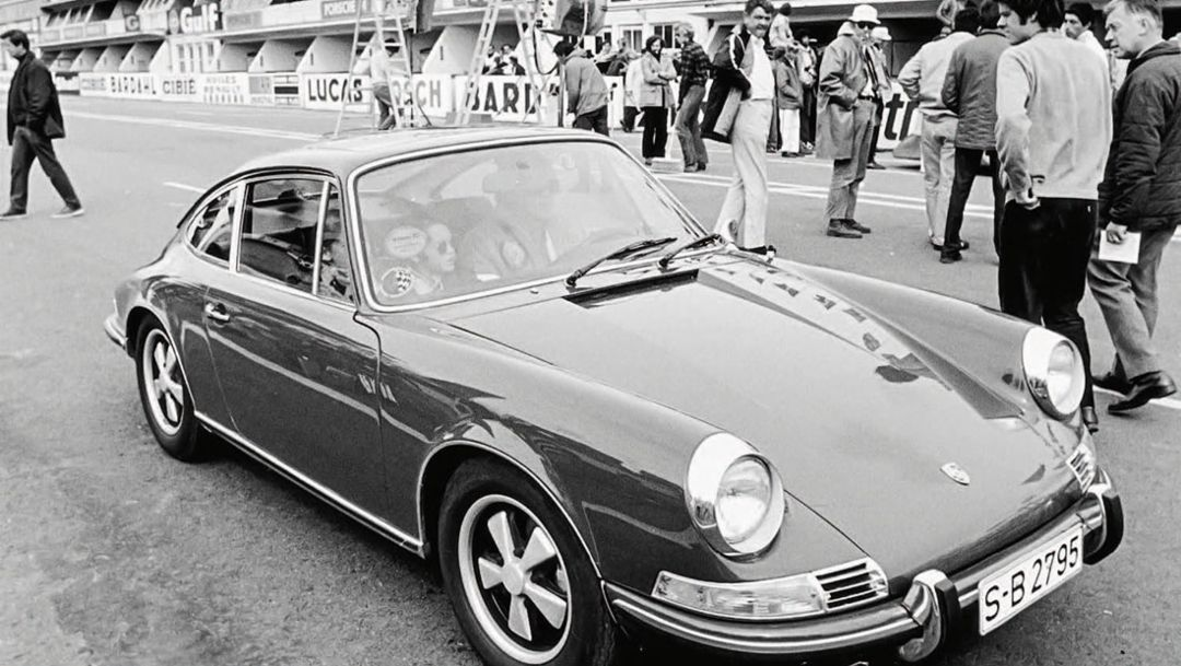 Steve McQueen, Schauspieler, 911 S, Le Mans, 1970, Studio Orel